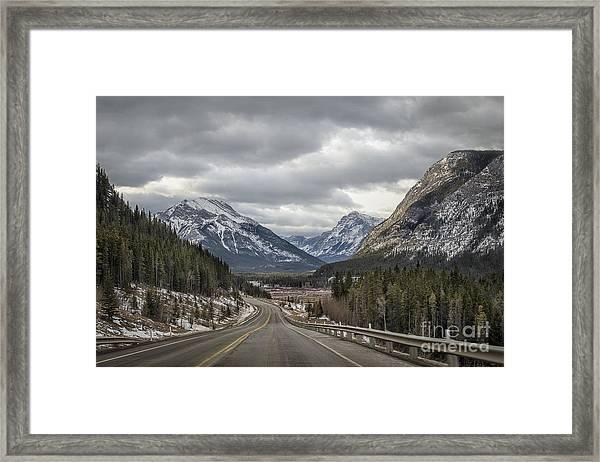 Dream Journey Framed Print