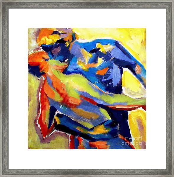 Dream Of Love Framed Print