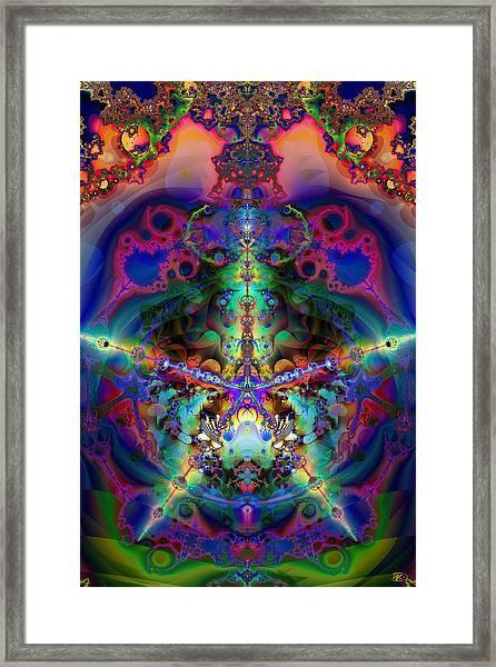 Dream Star Framed Print