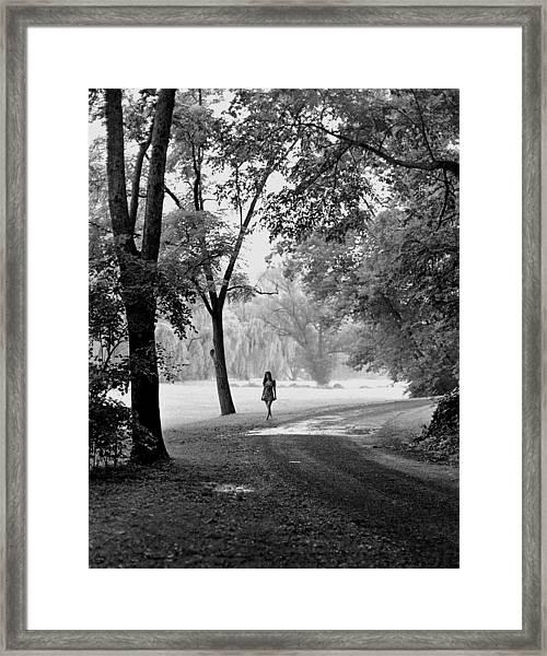 Dream State Framed Print