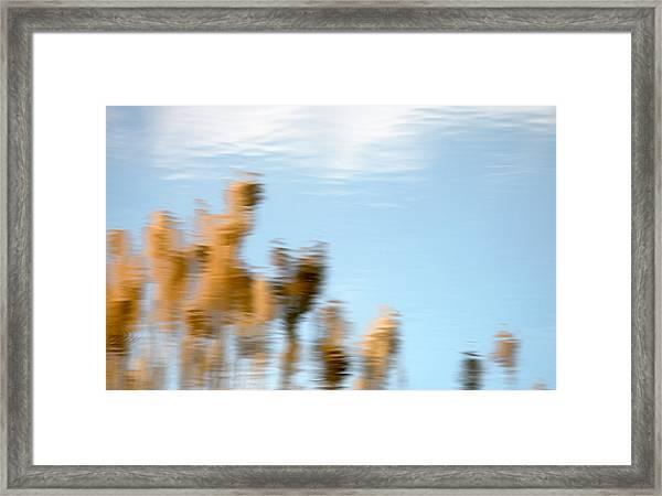 Dream World Framed Print