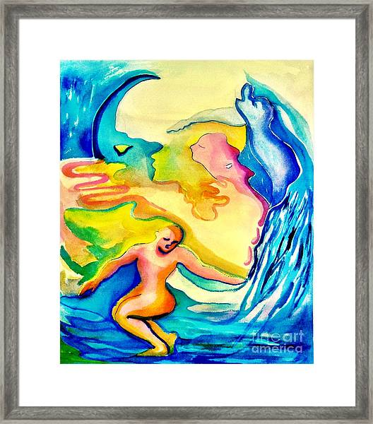 Dreamscape 1 Framed Print