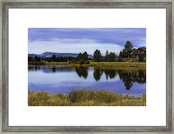 Dreamscape Framed Print by Nancy Marie Ricketts