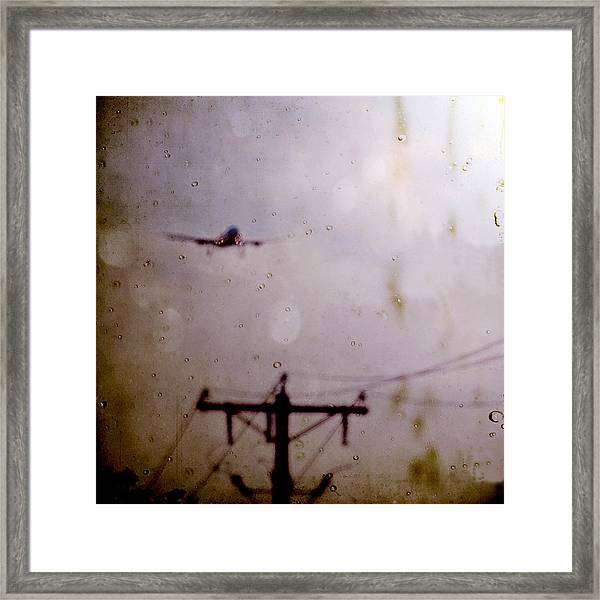Drifting Into Daydreams Framed Print