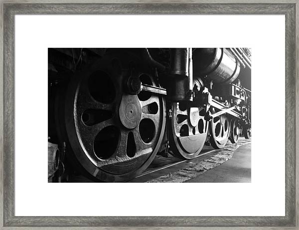 Drivetrain Framed Print