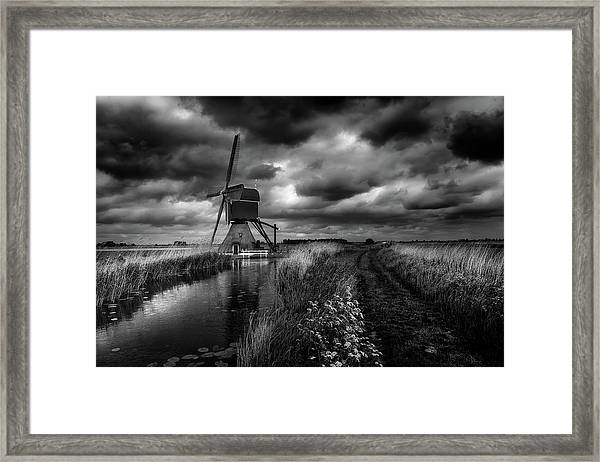 Dutch Pride Framed Print