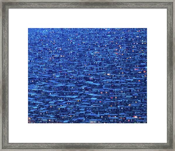Dwelling Framed Print