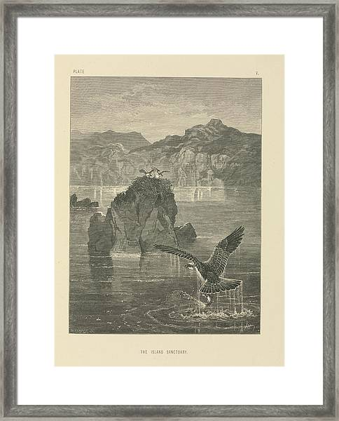 Eagle's Nest Framed Print