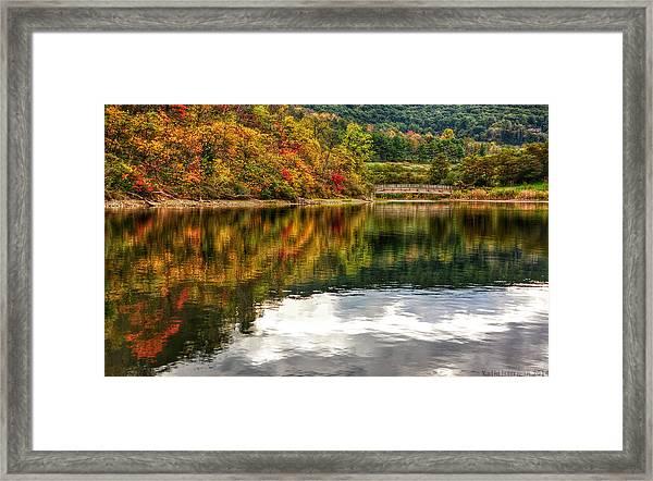 Early Autumn II Framed Print