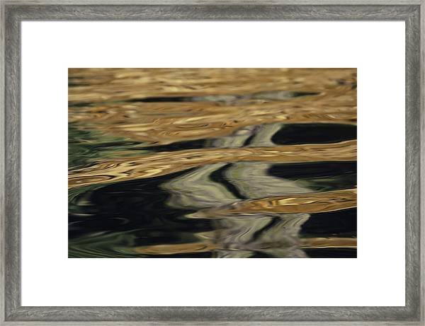 Earth Sky Water Framed Print