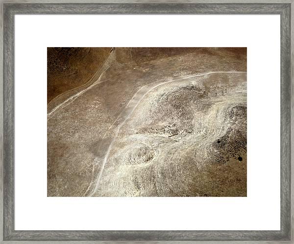 Earthwear 1 Framed Print by Sylvan Adams