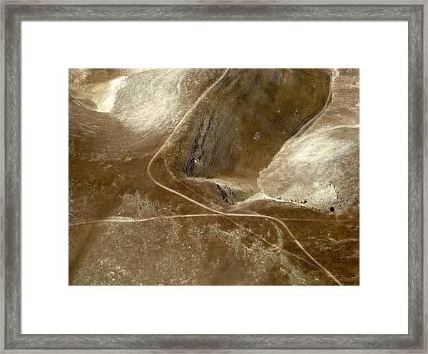 Earthwear 2 Framed Print by Sylvan Adams