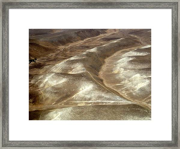Earthwear 3 Framed Print by Sylvan Adams