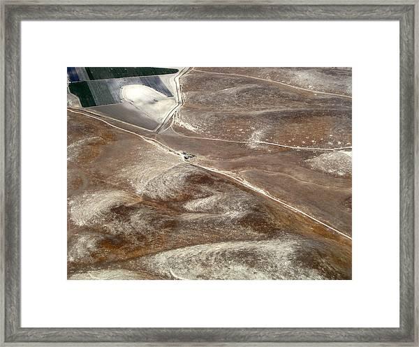 Earthwear 4 Framed Print by Sylvan Adams