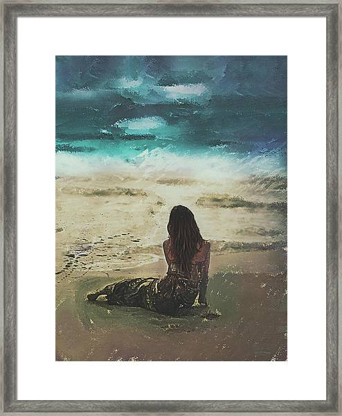 Eastcoast Framed Print