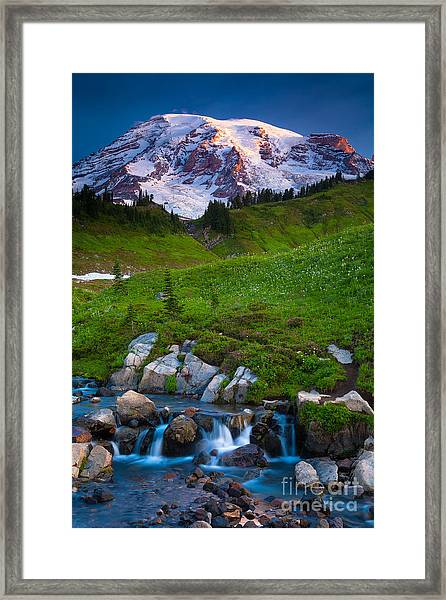 Edith Creek Framed Print