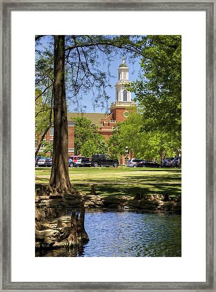 Edmon Low Library Framed Print