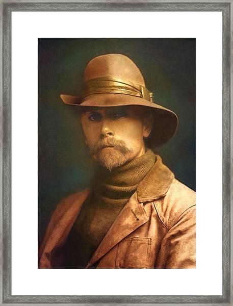 Edward S. Curtis 1899 Framed Print