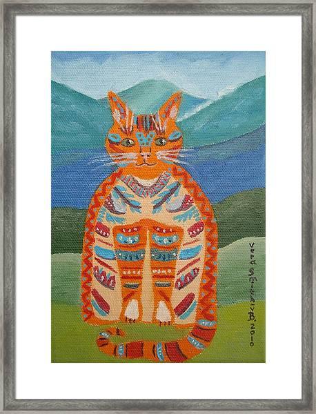 Egyptian Don Juan Framed Print