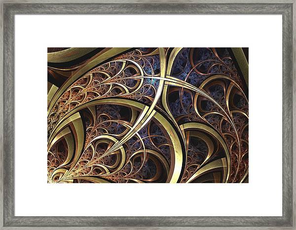 Embellishments Framed Print