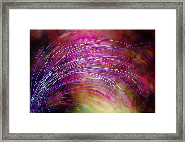 Emoceanic Framed Print