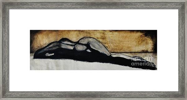 Emotive 2 Framed Print