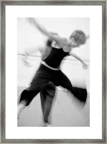 Framed Print featuring the photograph Encore 4 by Catherine Sobredo