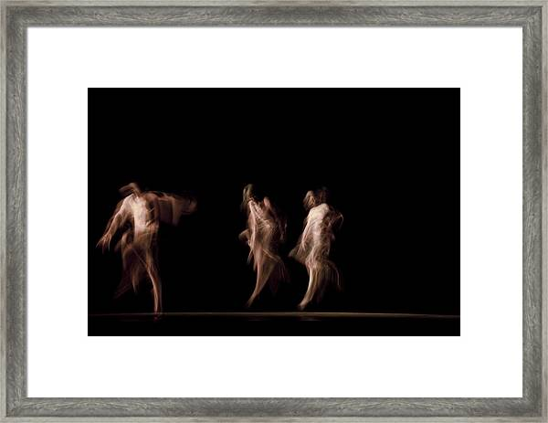 Framed Print featuring the photograph Encore 5 by Catherine Sobredo