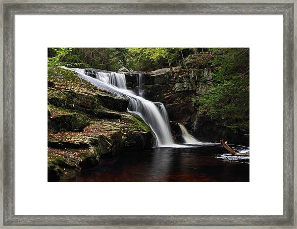 Enders Four Framed Print