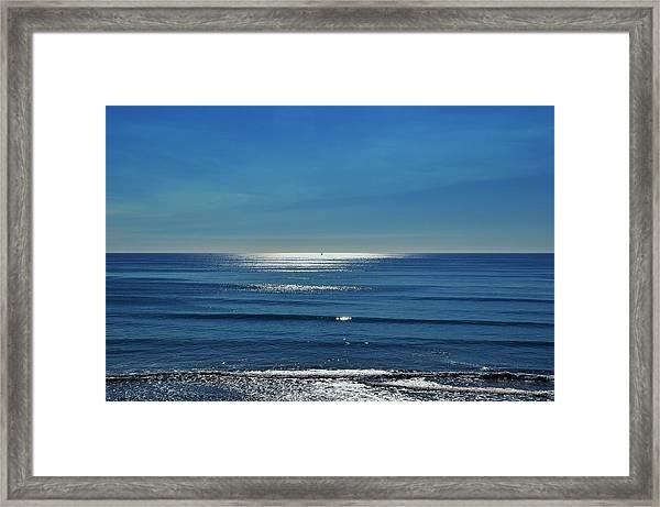 Endless Ocean  Framed Print
