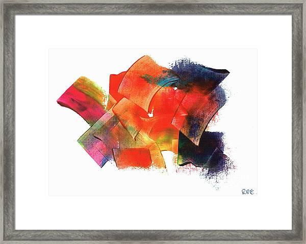 Energy Abundance Framed Print