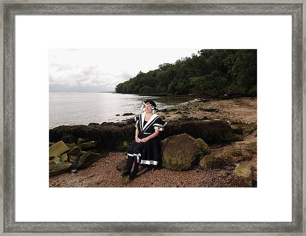English Heritage Prepare Queen Framed Print