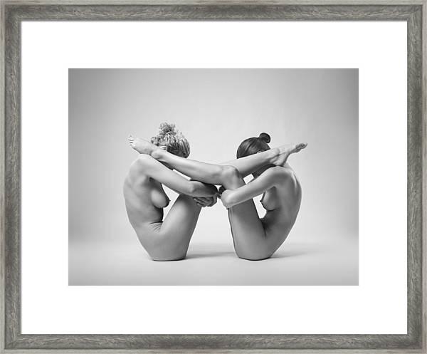 Equlibrium Framed Print