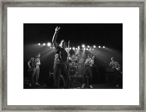 Eric Burdon Framed Print