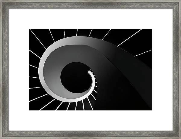 Escape The Void Framed Print