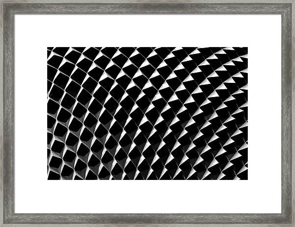 Esplanade Framed Print