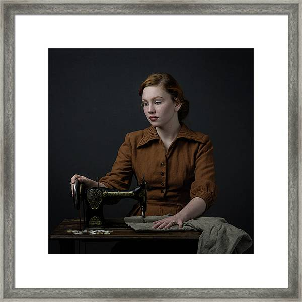 Esther Framed Print