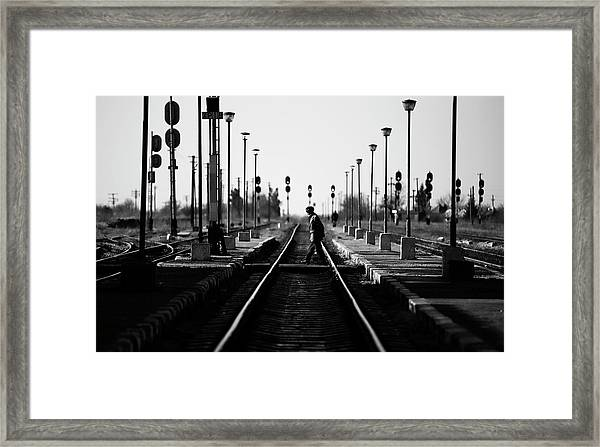 Everyday Framed Print
