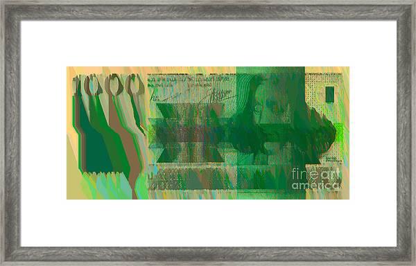 Ex 1000 Framed Print