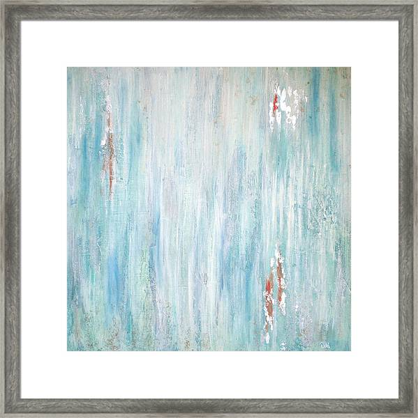 Exhale Framed Print by Debi Starr