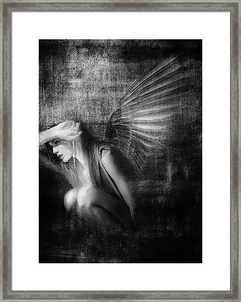Exile Framed Print