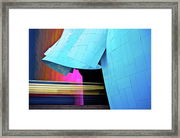 Experience Music Project Framed Print