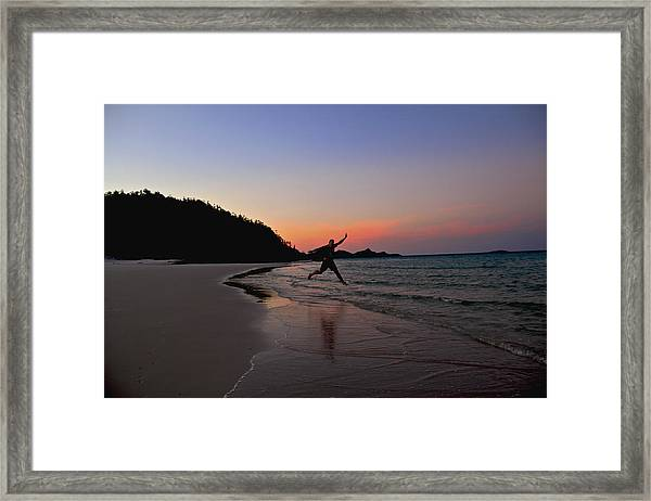 Framed Print featuring the photograph Exuberance by Debbie Cundy