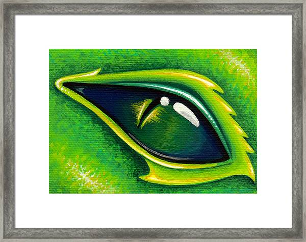 Eye Of Cepheus Framed Print