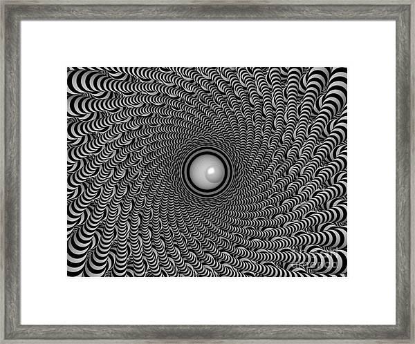 Eyeball This Framed Print