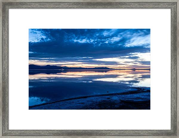 Eyes In The Sky Framed Print by Darryl Wilkinson