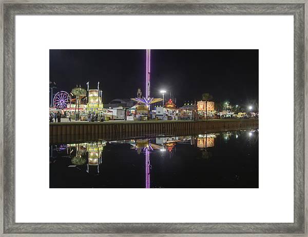 Fair Reflections Framed Print