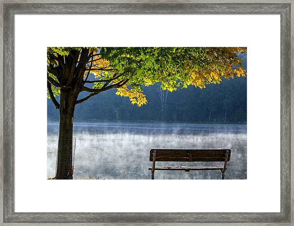 Fall 2014 Framed Print