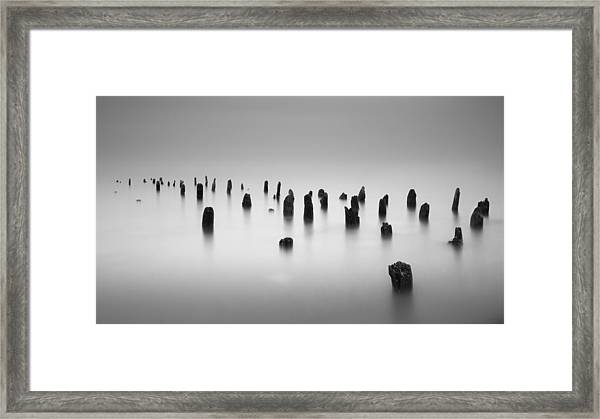 Far And Away Framed Print