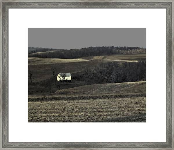 Farm 1 Framed Print